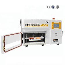 Built-in Vacuum Bubble Remove laminating Machine M-Triangel MT ...