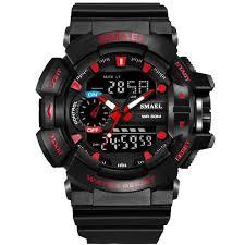Shop Generic <b>SMAEL 1436</b> S Shock Sport Watch <b>Men</b> 50M ...