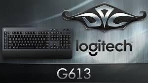 <b>Logitech G613</b>. Беспроводной комфорт. [Длинная версия ...