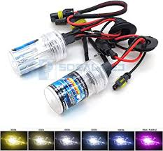 O-NEX 2X <b>Xenon H7</b> HID Bulbs <b>AC</b> 35W Headlight Replacement ...