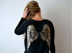 $1.73 - <b>1Pair Wings Sequins</b> Iron-On Embroidered Patch Garment ...