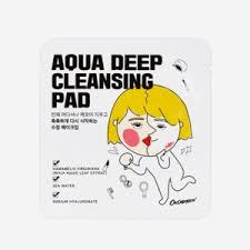 Очищающие подушки Onsaemeein Aqua Deep Cleansing Pad ...