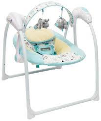 Купить <b>электронные качели</b> детские <b>AMAROBABY</b> Swinging Baby ...