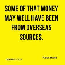 Francis Maude Quotes | QuoteHD via Relatably.com