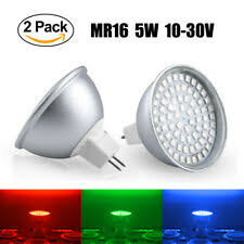 12 V LED <b>Light Bulbs GU5</b>.<b>3</b> Bulb Shape Code for sale | eBay