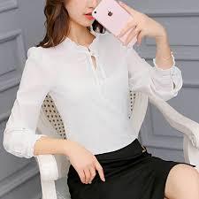 Ready stock Women's <b>Korean</b>-<b>style Fashionable</b> Chiffon Long ...