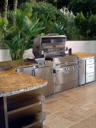 Outdoor Patio Kitchen Outdoor Modular Outdoor Patio Kitchen Featuring Metal Outdoor