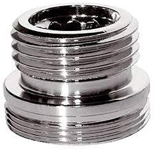 """Metal Adaptor Reduction Water Faucet Tap 24mm <b>Male</b> to <b>1/2</b>"""" <b>BSP</b> ..."""