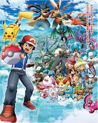 Lista de capitulos de  Pokemon XY