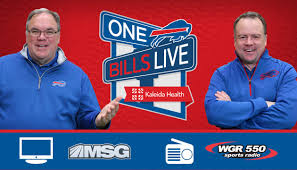 Buffalo Bills Audio | One Bills Live | Buffalo Bills - buffalobills.com