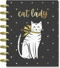 The Happy Planner <b>Cat Lady</b> Classic 12 Month Planner | JOANN