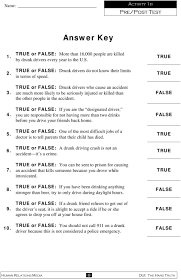 dv dui the hard truth dvd version isbn isbn pdf true or false if you are the designated driver you are responsible for not