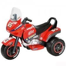 Электромотоцикл <b>Peg</b>-<b>Perego Ducati</b> | Все Детки