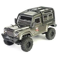 <b>RGT</b> 136240 V2 ADUENTURER <b>1/24</b> MINI Off-road <b>RC Car</b> RTR Grey
