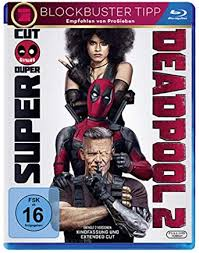 <b>DEADPOOL 2</b> - <b>MOVIE</b> Blu-ray <b>2018</b> Region A & B & C: Amazon.co ...