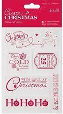 Crafts merry <b>christmas</b> deers wooden stamp diy <b>elk</b> gift wood rubber ...