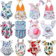 <b>Waiwaibear Baby</b> Rompers Short Sleeve <b>Newborn Infant</b> Boy <b>Girl</b> ...