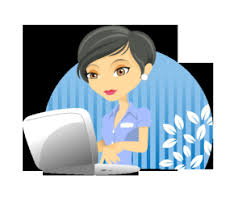 Risultati immagini per segretaria contabile