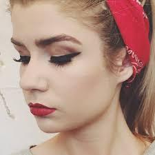 1950 s pin up makeup