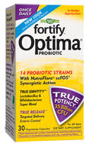Nature's Way <b>Fortify Optima Probiotic</b> at Netrition.com.