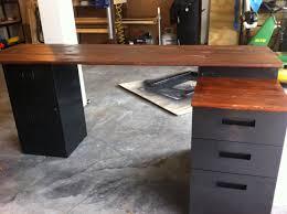 office desk blueprints we built office furniture plans