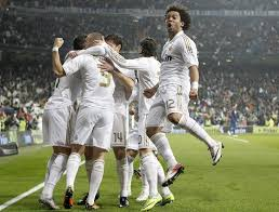 real madrid, remontada