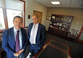 feature story rbc wealth management rbc wealth management u s ceo john g taft left cyril mouaikel