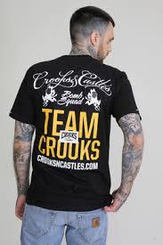 Мужские <b>футболки CROOKS &</b> CASTLES
