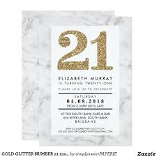 gold glitter number 21 21st invite simple marble birthday party gold glitter number 21 21st invite simple marble