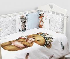 <b>Комплект</b> в кроватку <b>Топотушки</b> Охотники (6 предметов ...