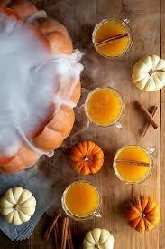 <b>Halloween Pumpkin</b> Punch – HonestlyYUM