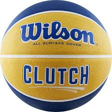 Мячи: <b>Мяч баскетбольный WILSON Clutch</b>, резина,
