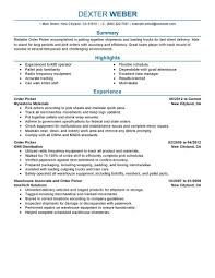 examples of resume titles sample customer service resume examples of resume titles great resume examples by job format problem solved order picker resume examples