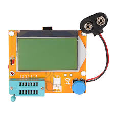 <b>LCR</b>-<b>T4</b> 12864 LCD Graphical <b>Transistor</b> Tester Resistance ...
