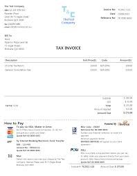 iinvoice the smart way of invoicing and payment invoice sample multichannel