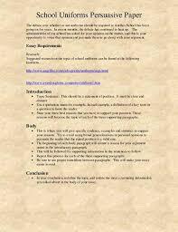 essays on school uniforms help writing a persuasive essay school uniforms category school uniforms argumentative title a