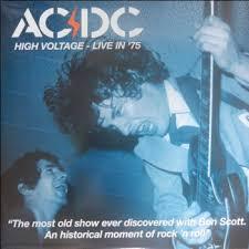 <b>Ac</b>/<b>dc</b> - <b>High Voltage</b> - Live In '75 (Bootleg)