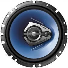 <b>Автоакустика Pioneer TS-1639R</b> коаксиальная 3-полосная 16.5см ...