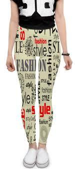 <b>Леггинсы Fashion Style</b> #2245523 – заказать <b>леггинсы</b> с ...
