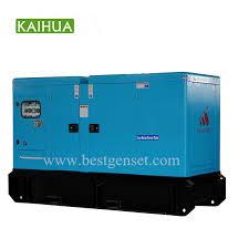 <b>China 100kw</b> Cummins Power <b>Soundproof</b> Diesel Generating Set ...