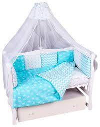 <b>Amarobaby комплект в кроватку</b> Royal baby (7 предметов ...
