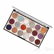 TIMIO <b>Miss Rose18 Color Sequin</b> Glitter e Shadow Disc High e ...