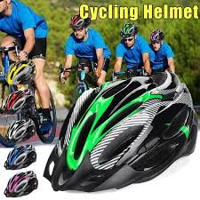 <b>1Pc Cycling</b> Helme Adult Safety Adjustable <b>Breathable</b> Ultralight ...