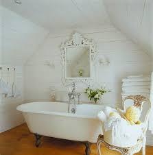whitewashed wood clad shabby bathroom amazing white shabby chic