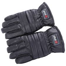 Men's Fashion Warm Winter Full Finger Gloves Outdoor Riding Anti ...