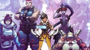 Overwatch's <b>Ashe</b> looks like she was pulled out of <b>Red Dead</b> ...