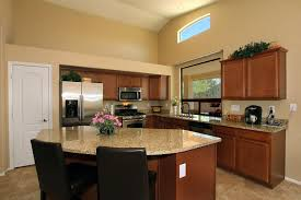 Paint For Open Living Room And Kitchen Spectacular Design Open Plan Kitchen Living Room 1200x800
