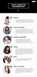 sexism in the music industry the horrid truth sexism in music infographic the conversation so far
