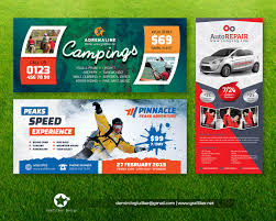 poster flyer design services on envato studio professional billboard roll up templates