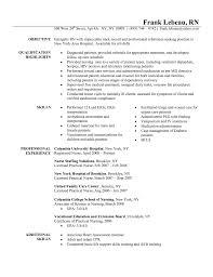 resume registered nurse  seangarrette coresume